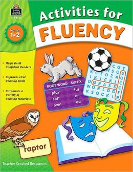 Activities for Fluency (Grade 1-2)