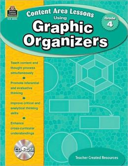 Content Area Lessons Using Graphic Organizers: Grade 4