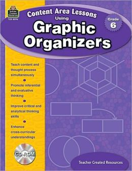 Content Area Lessons Using Graphic Organizers: Grade 6
