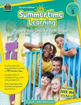 Summertime Learning: Grade 5