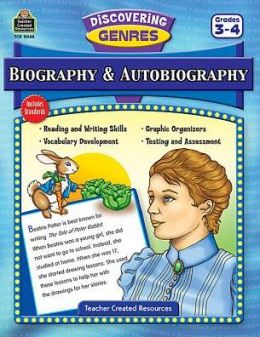 Discovering Genres: Biography & Autobiography