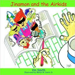 Jinamon and the Airkids