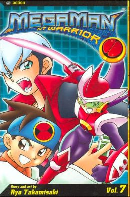 Megaman NT Warrior, Volume 7