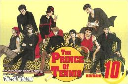 The Prince of Tennis, Volume 10