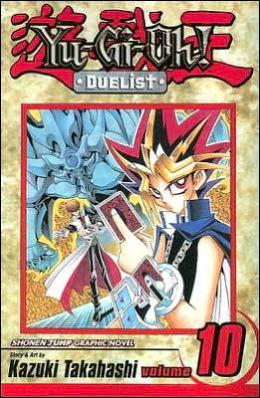 Yu-Gi-Oh!: Duelist, Volume 10