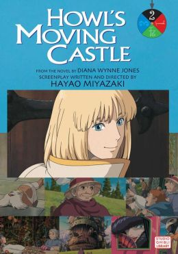 Howl's Moving Castle Film Comic, Volume 2