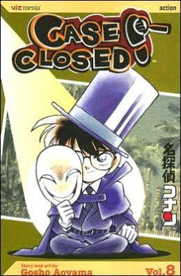Case Closed, Volume 8