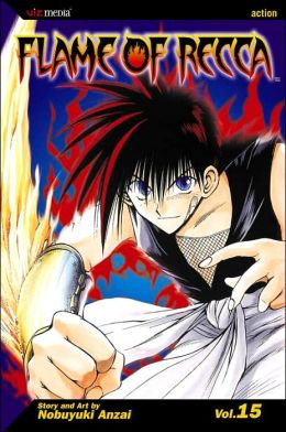 Flame of Recca, Volume 15