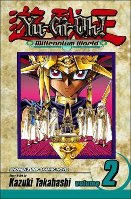 Yu-Gi-Oh!: Millennium World, Volume 2