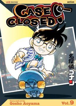 Case Closed, Volume 9