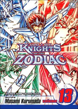 Knights of the Zodiac (Saint Seiya), Volume 13