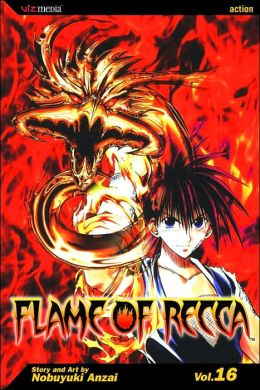 Flame of Recca, Volume 16