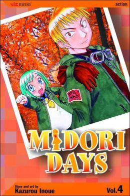Midori Days, Vol. 4