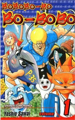 Bobobo-bo Bo-bobo, Volume 1 (SJ Edition)