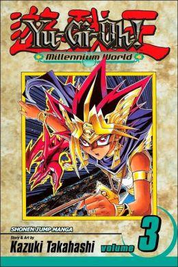 Yu-Gi-Oh!: Millennium World, Volume 3