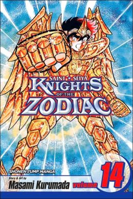 Knights of the Zodiac (Saint Seiya), Volume 14