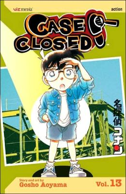 Case Closed, Volume 13