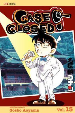 Case Closed, Volume 15