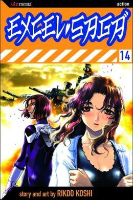 Excel Saga, Volume 14