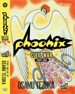 Phoenix, Volume 7: Civil War, Part One