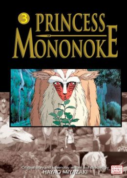 Princess Mononoke Film Comics, Volume 3