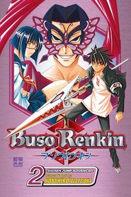 Buso Renkin, Volume 2