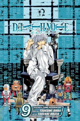 Death Note, Volume 9: Contact