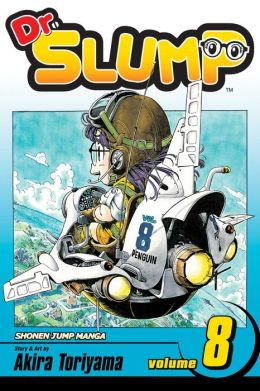 Dr. Slump, Volume 8