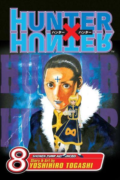 Hunter x Hunter, Volume 8