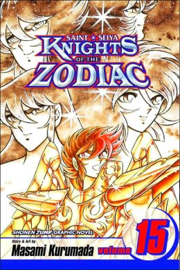 Knights of the Zodiac (Saint Seiya), Volume 15