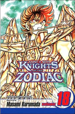Knights of the Zodiac (Saint Seiya), Volume 18