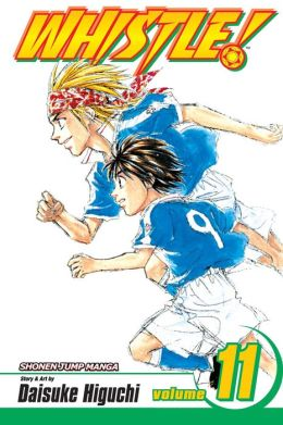 Whistle!, Volume 11