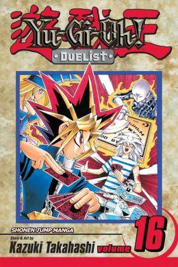 Yu-Gi-Oh!: Duelist, Volume 16