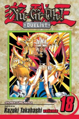Yu-Gi-Oh!: Duelist, Volume 18