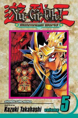 Yu-Gi-Oh!: Millennium World, Volume 5