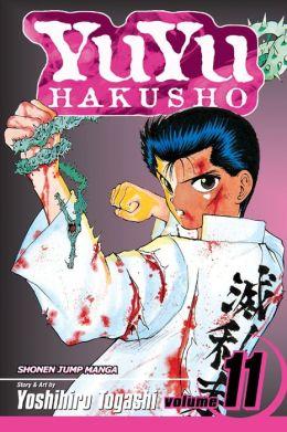 YuYu Hakusho, Volume 11