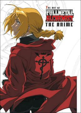Art of Fullmetal Alchemist The Anime