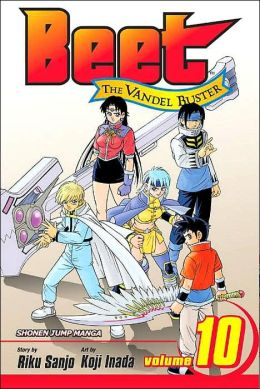 Beet the Vandel Buster, Volume 10