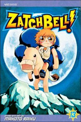 Zatch Bell!, Volume 13