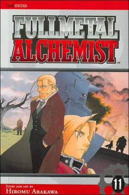 Fullmetal Alchemist, Volume 11