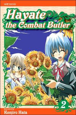 Hayate the Combat Butler, Volume 2