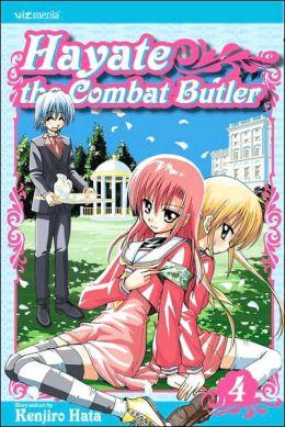 Hayate the Combat Butler, Volume 4