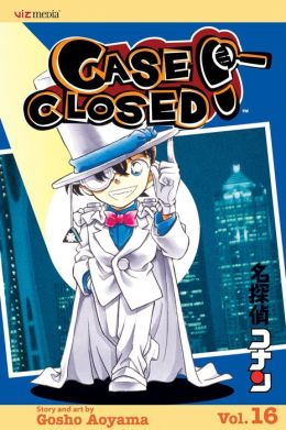Case Closed, Volume 16