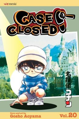 Case Closed, Volume 20