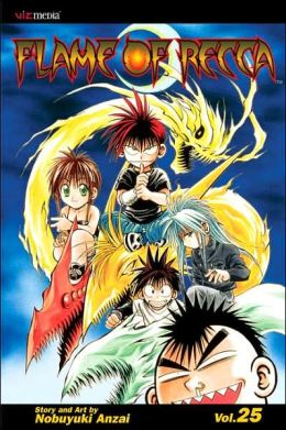 Flame of Recca, Volume 25