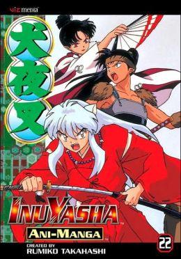 Inuyasha Ani-Manga, Volume 22