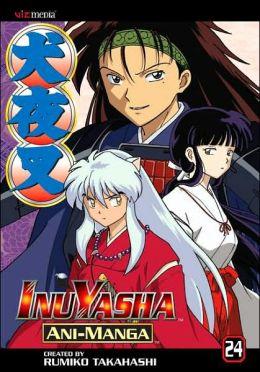 Inuyasha Ani-Manga, Volume 24