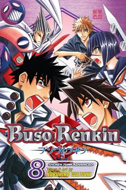 Buso Renkin, Volume 8