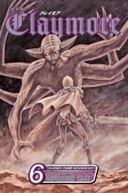 Claymore, Volume 6