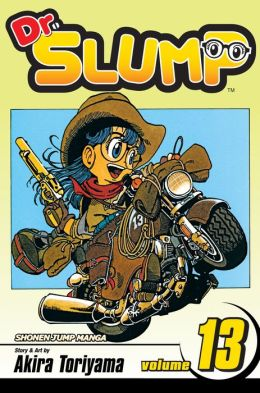 Dr. Slump, Volume 13